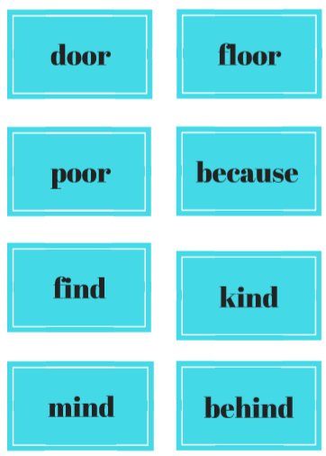 Year 2 Common Exception Words (Free worksheets) - The Mum Educates