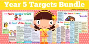Full Year 5 Targets Bundle