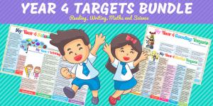 Full Year 4 Targets Bundle