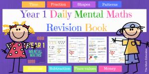 Year 1 Mental Maths Book