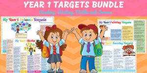 Full Year 1 Targets Bundle