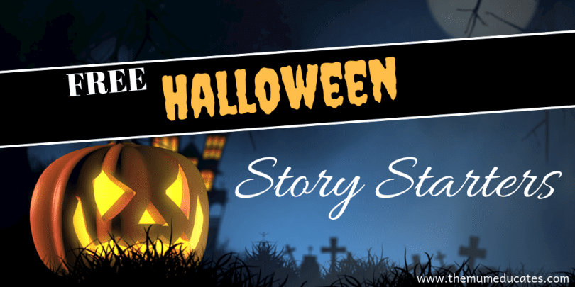 Story starters are a wonderful way to get children writing. We bring you amazing 13 FREE Halloween Story Starters. Get the kids to complete these amazing ...