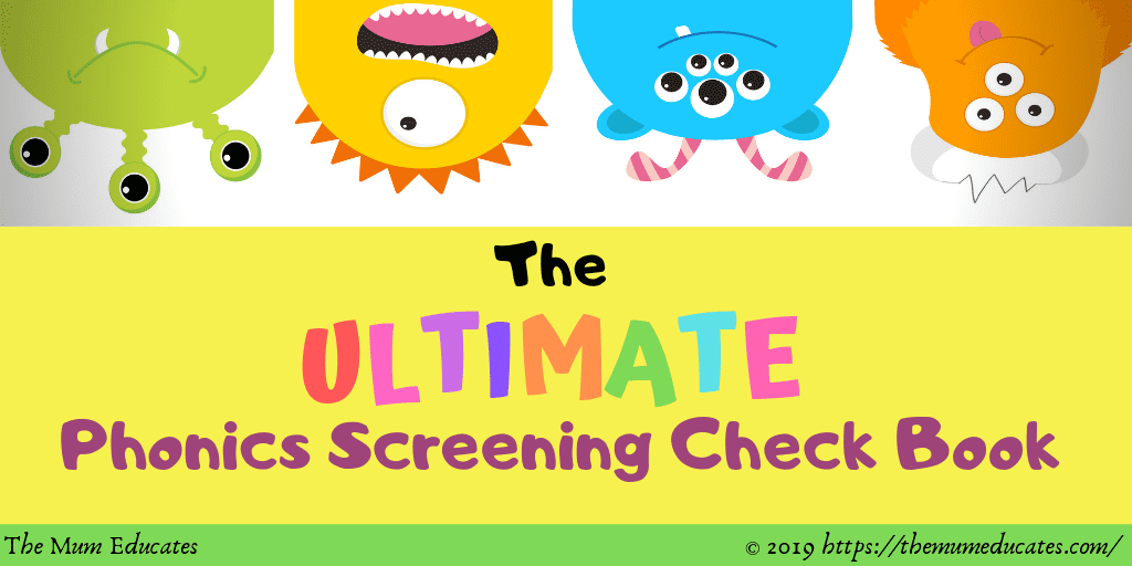 Ultimate Phonics Screening Check