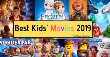 best kids movies 2019