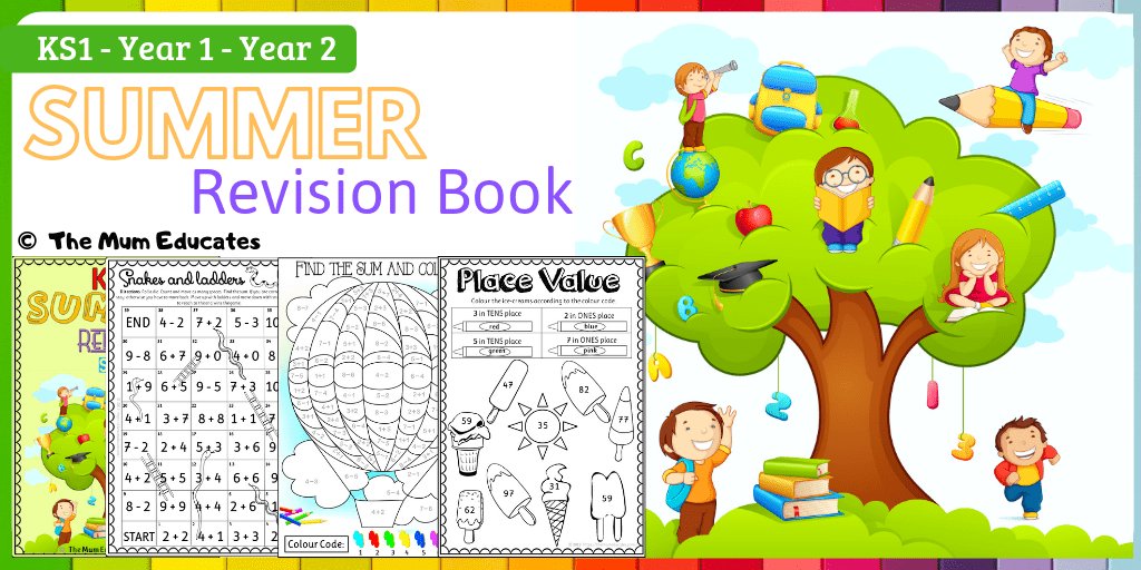 KS1-Summer-Revision-Book
