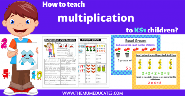 multiplication kids