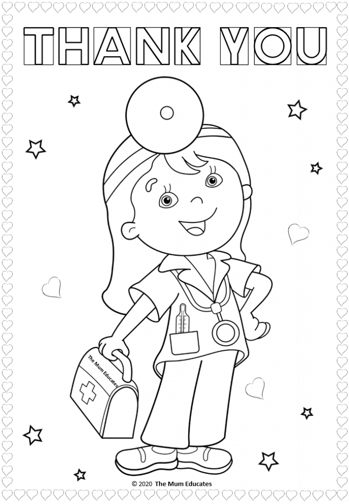Colouring Sheets for Kids