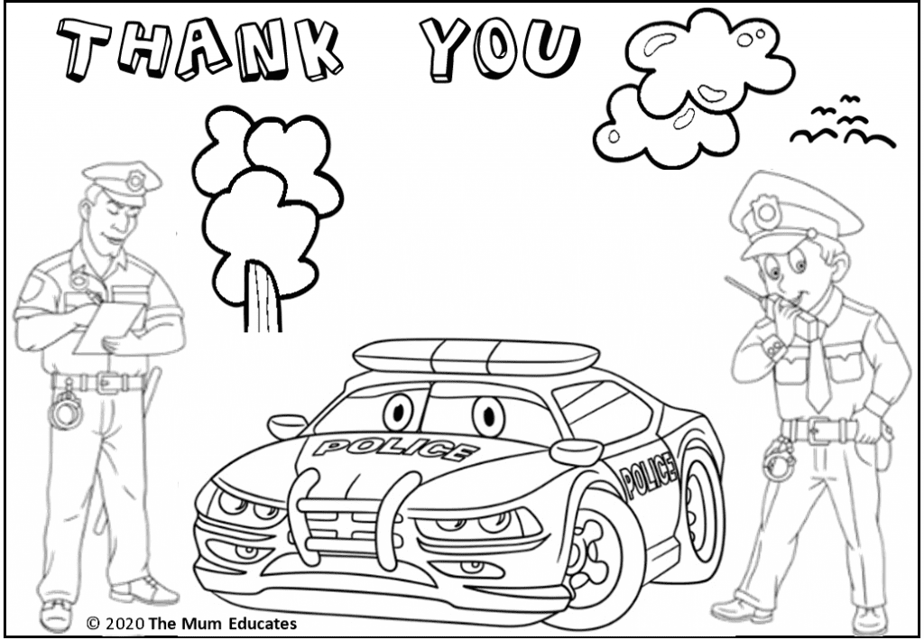 Veterans Day Thank You Coloring Page - GetColoringPages.com | 709x1024