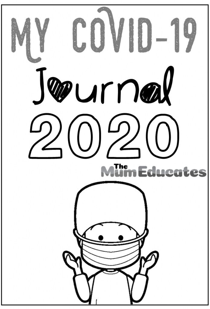 COVID-19 journal for kids