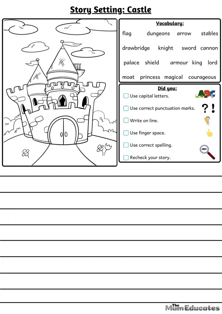 story settings castle
