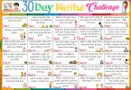 30 day math challenge