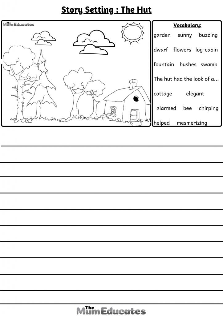 story setting hut