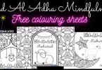Eid Al Adha Mindfulness Colouring
