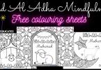 Eid Al Adha Mindfulness Colouring