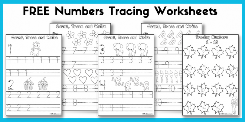 free numbers tracing