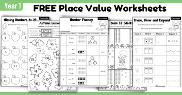 Place value Grade 1