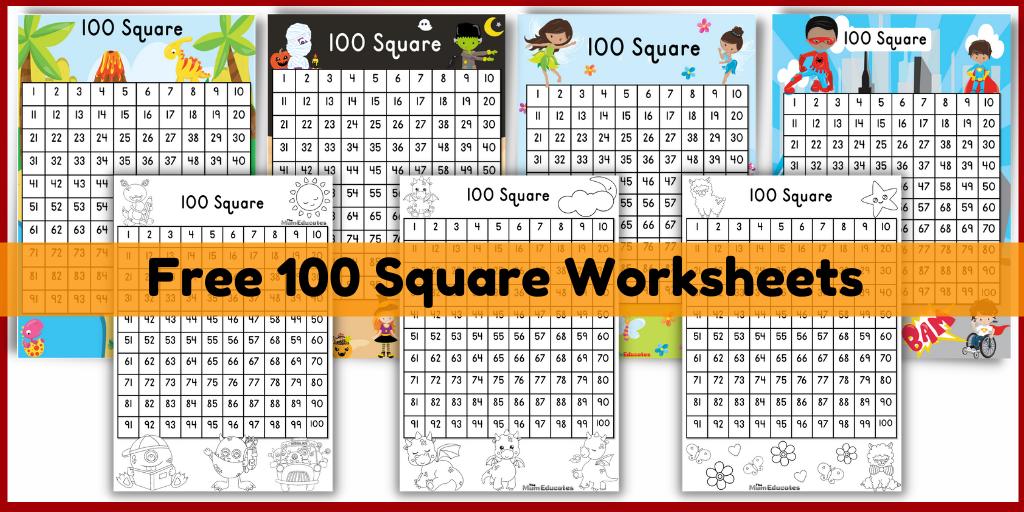 100 square