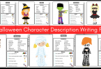Halloween Character profile